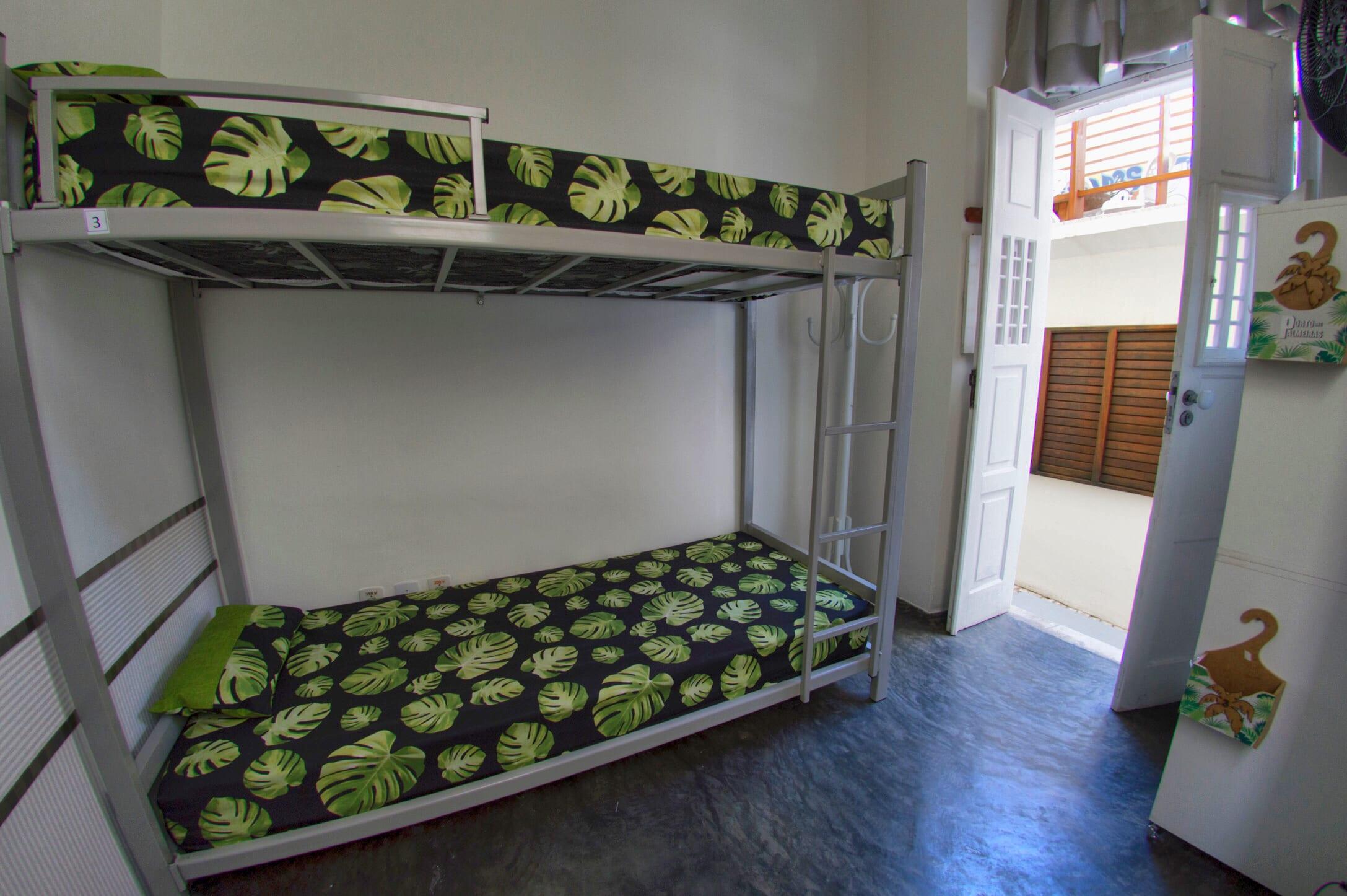 HOSTEL - Porto das Palmeiras Hostel