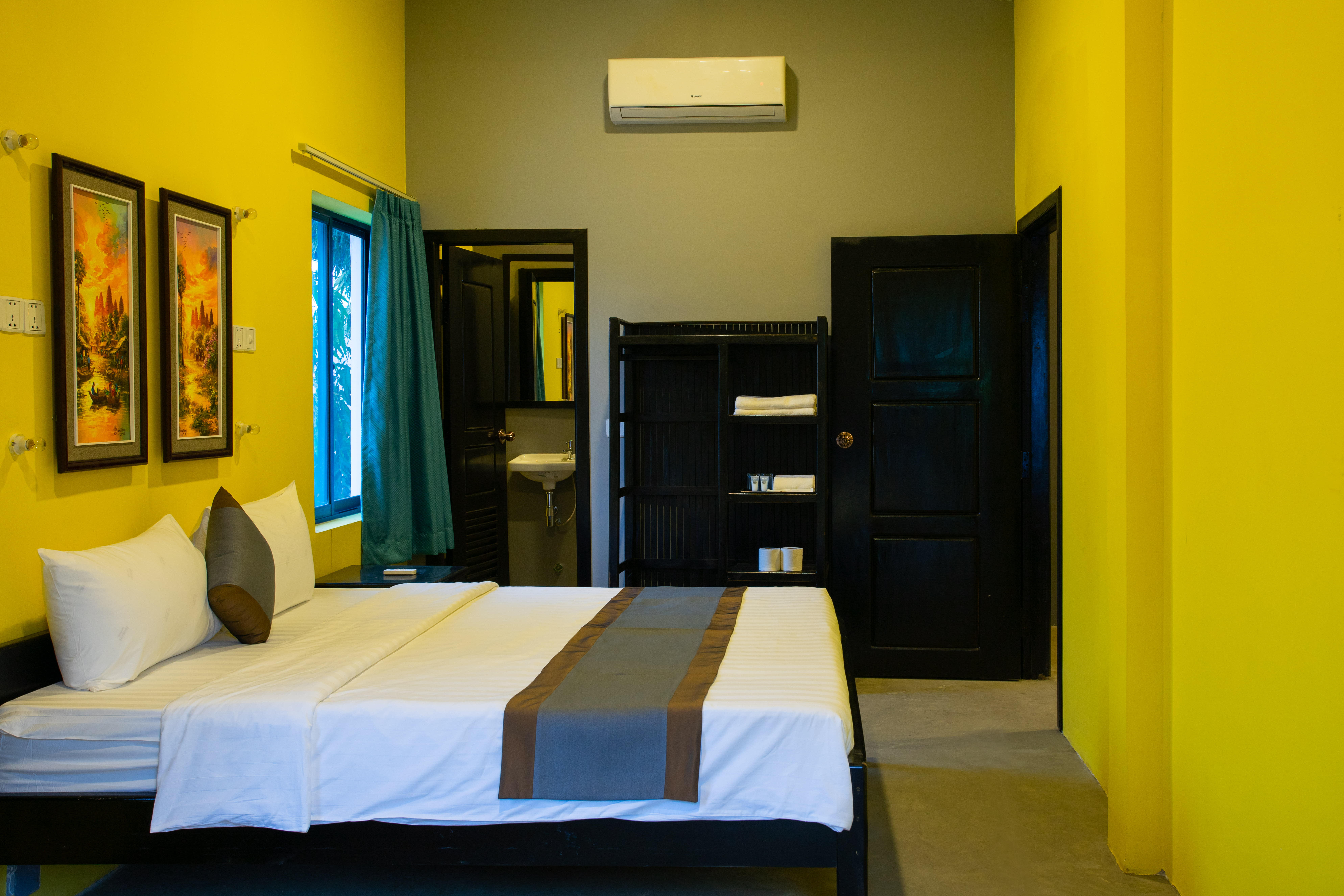 HOSTEL - White Rabbit Hostel Siem Reap