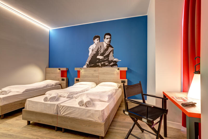 Meininger Roma Termini In Rome Italy Book Hostel And