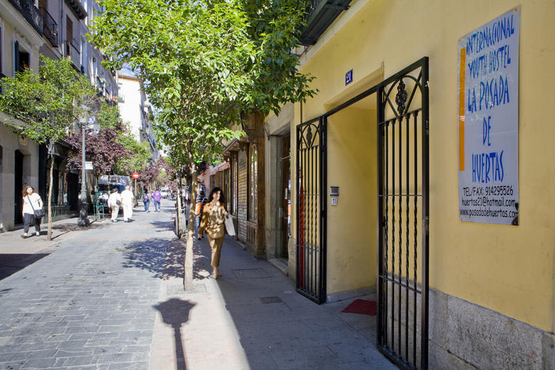 HOSTEL - La Posada de Huertas