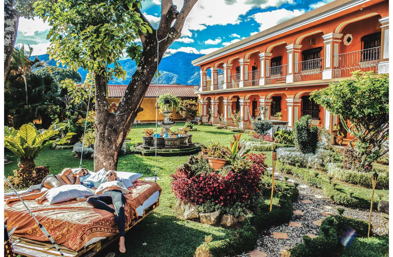 HOSTEL - Selina Antigua