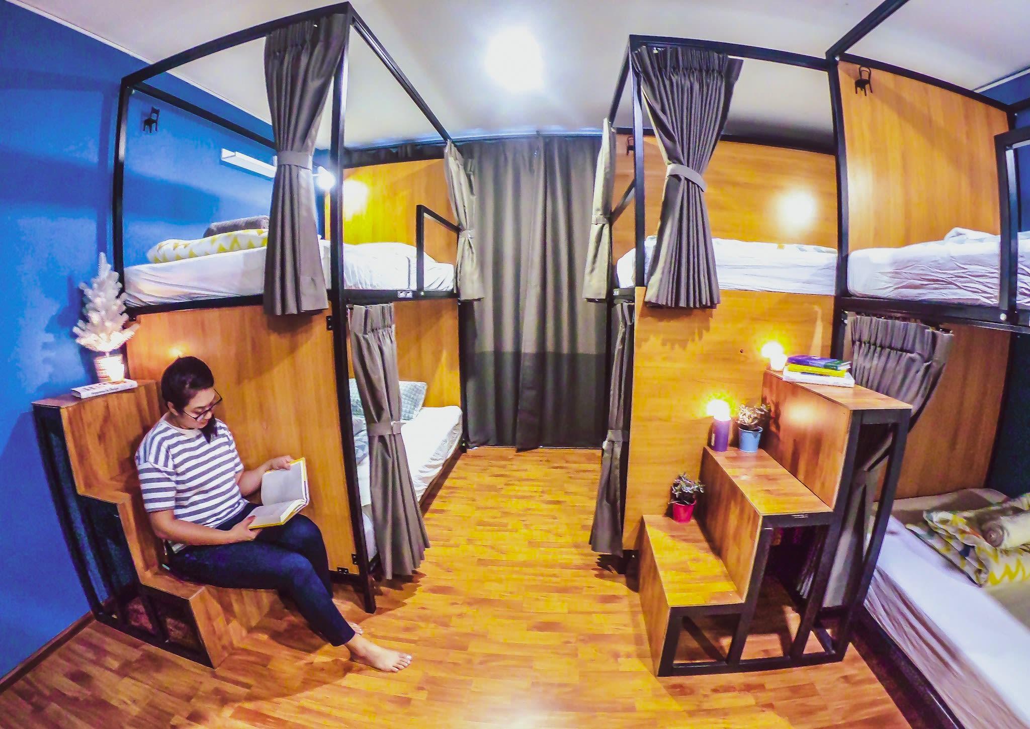 HOSTEL - ZZZ Hostel Don Mueang Airport