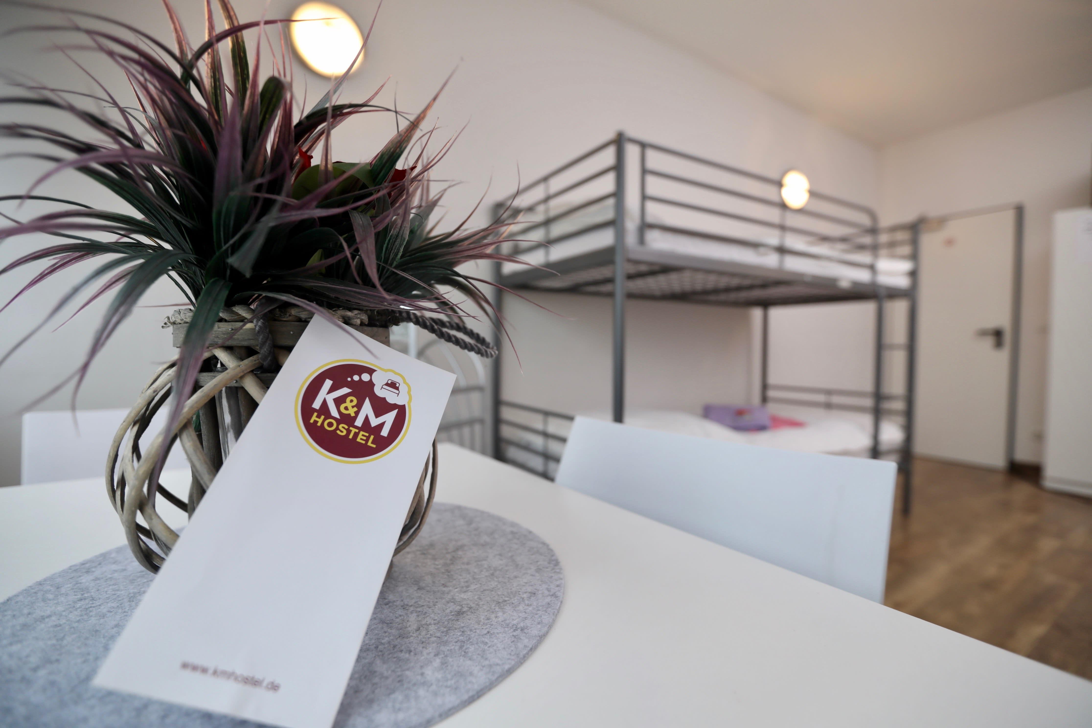 HOSTEL - K&M Hostel