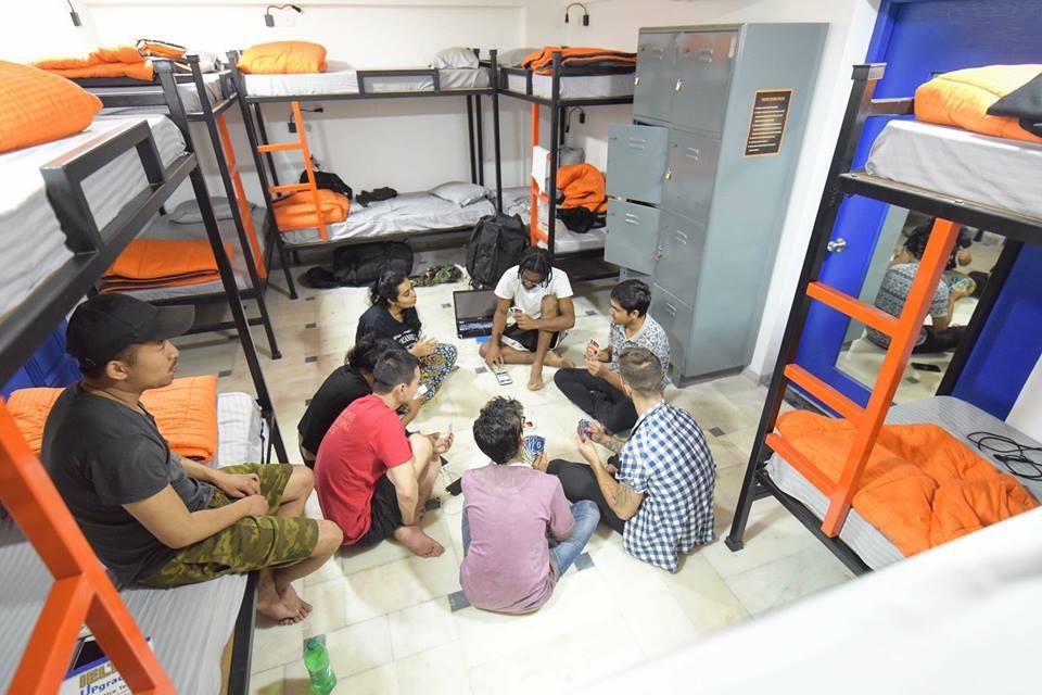 HOSTEL - The Social Space Hostel Mumbai