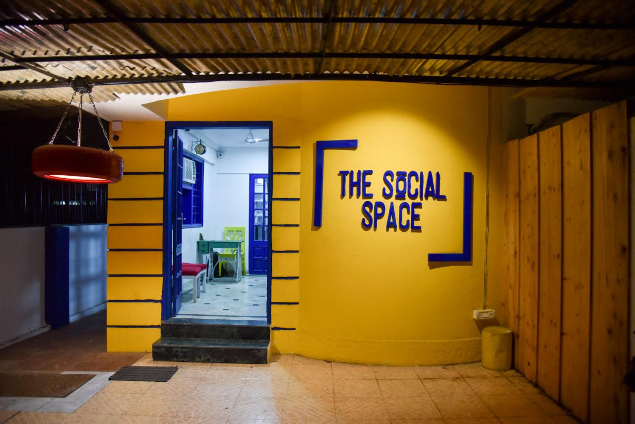 HOSTEL - The Social Space Hostel Mumbai
