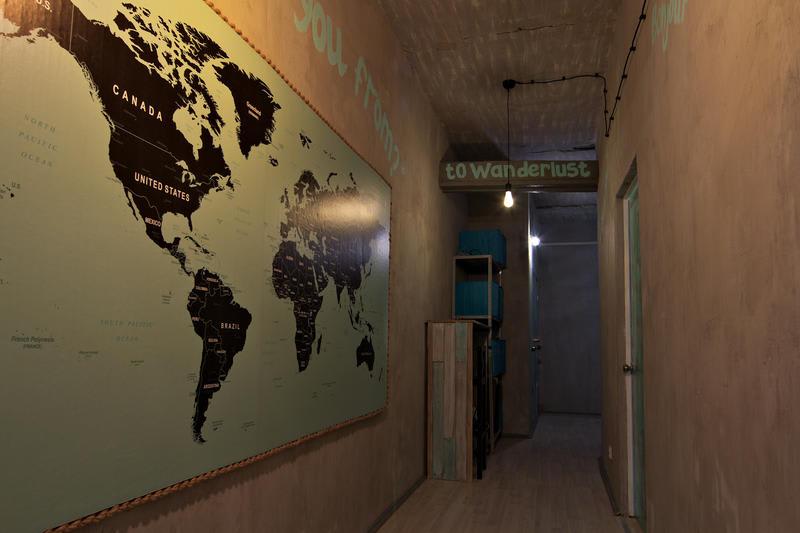 HOSTEL - Wanderlust Hostel