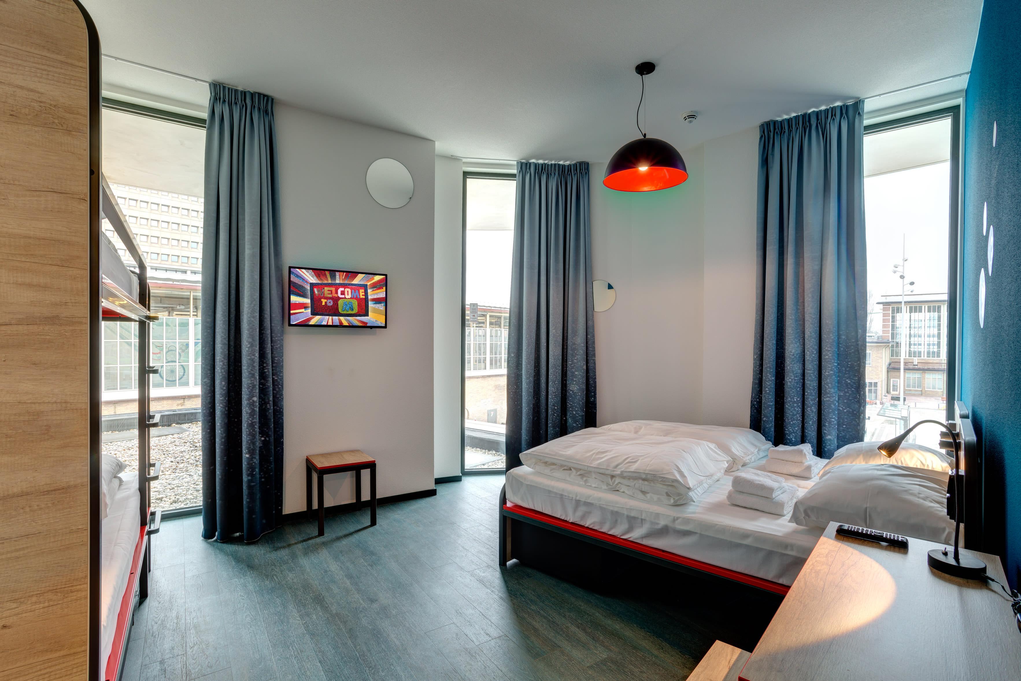 HOSTEL - MEININGER Amsterdam Amstel