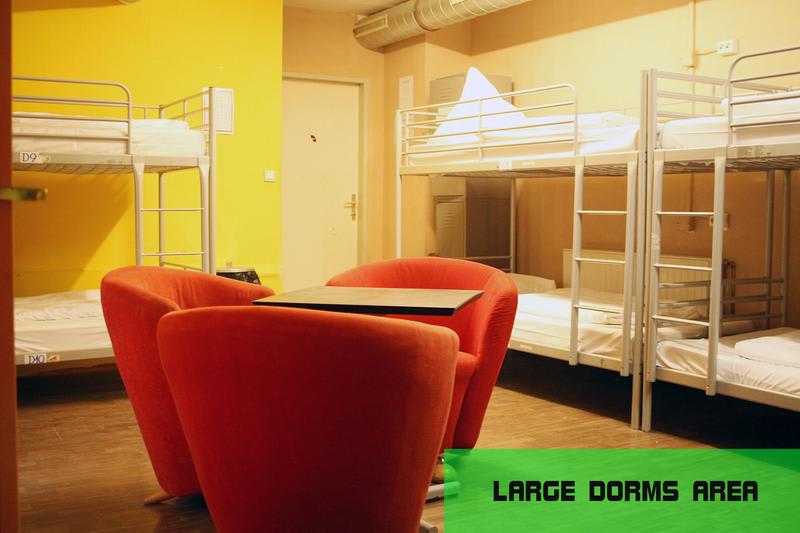 HOSTEL - Blue Corridor Hostel