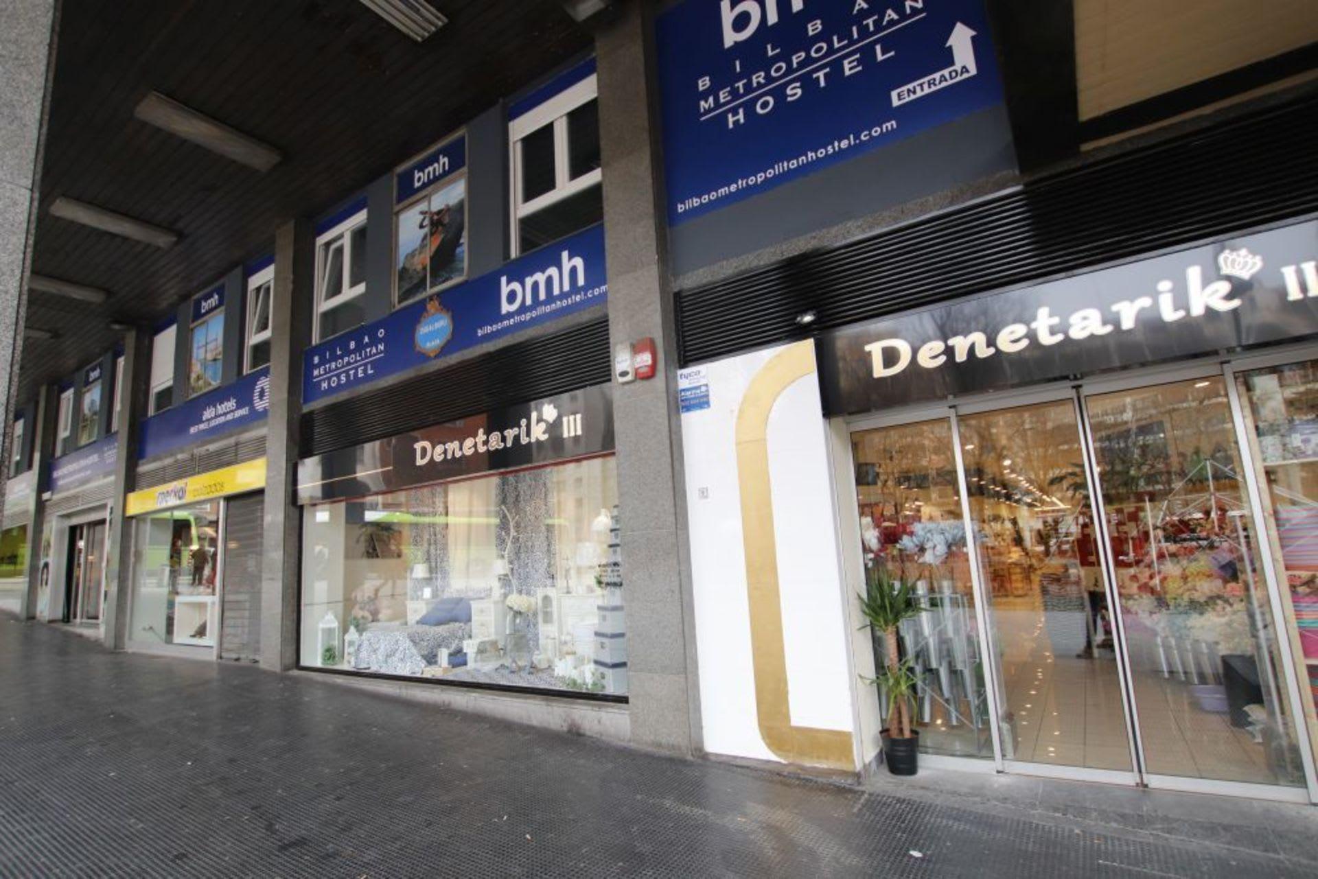 HOSTEL - Bilbao Metropolitan Hostel by Bossh Hotels