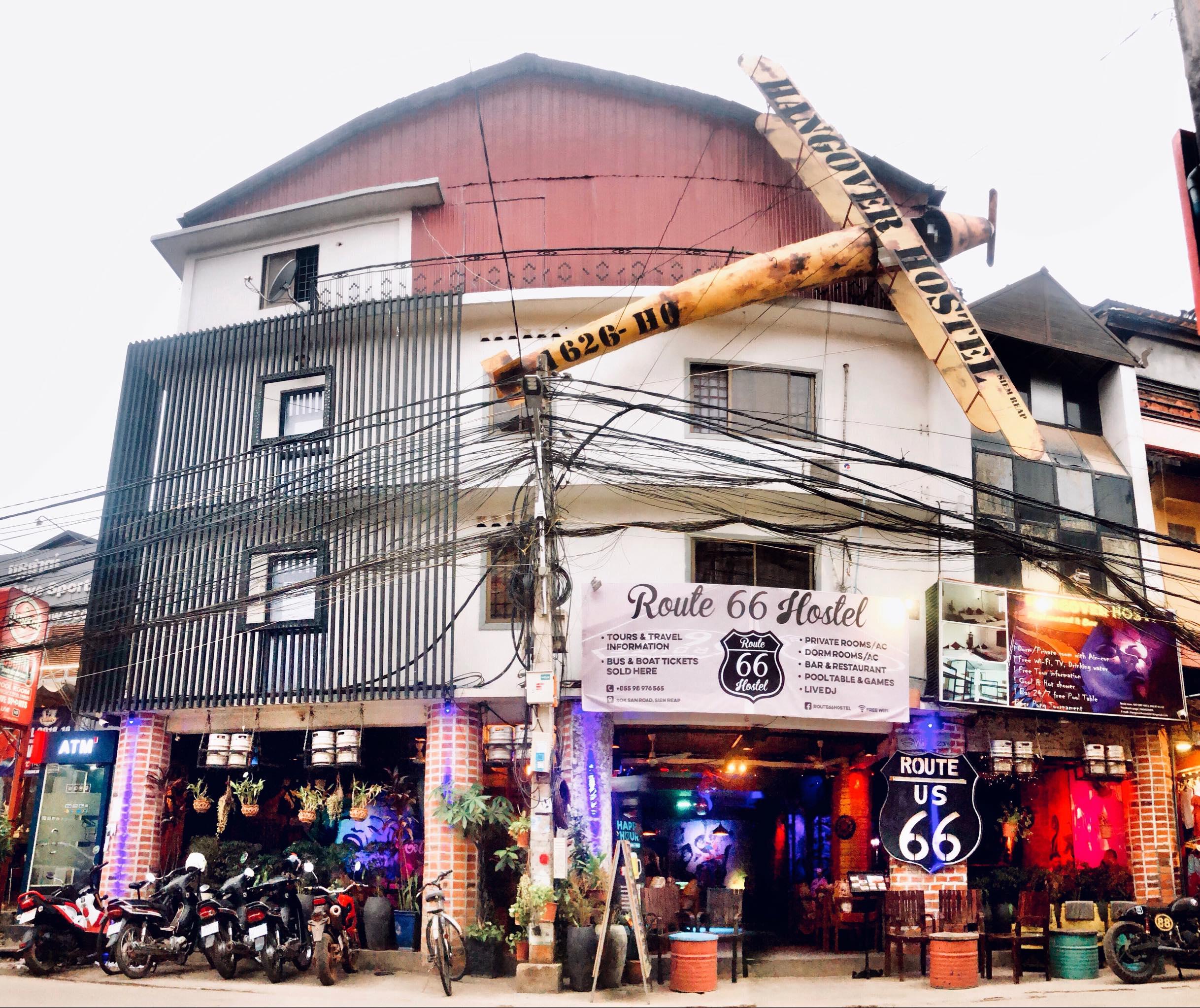 HOSTEL - Route 66 Hostel