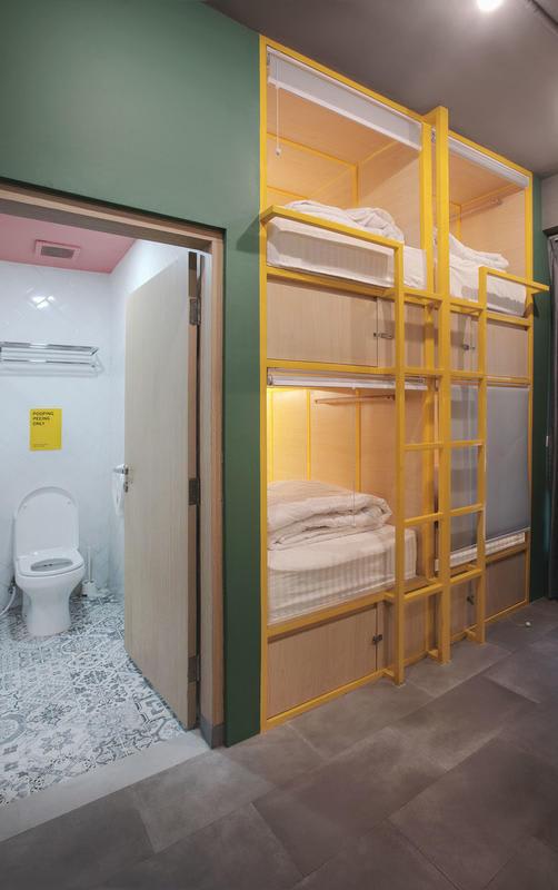 HOSTEL - Konko Hostel Jakarta