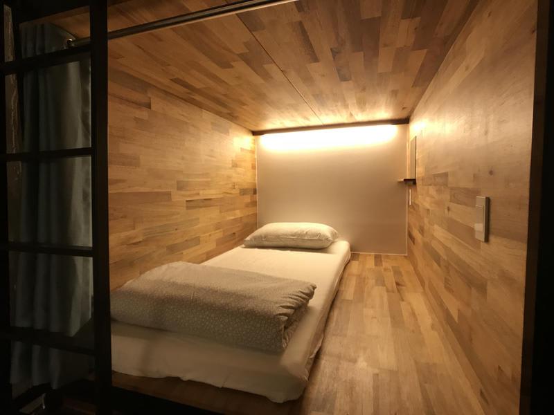 HOSTEL - Seoul Cube Hostel