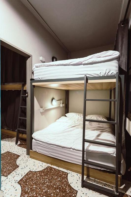 HOSTEL - Merge Hostel