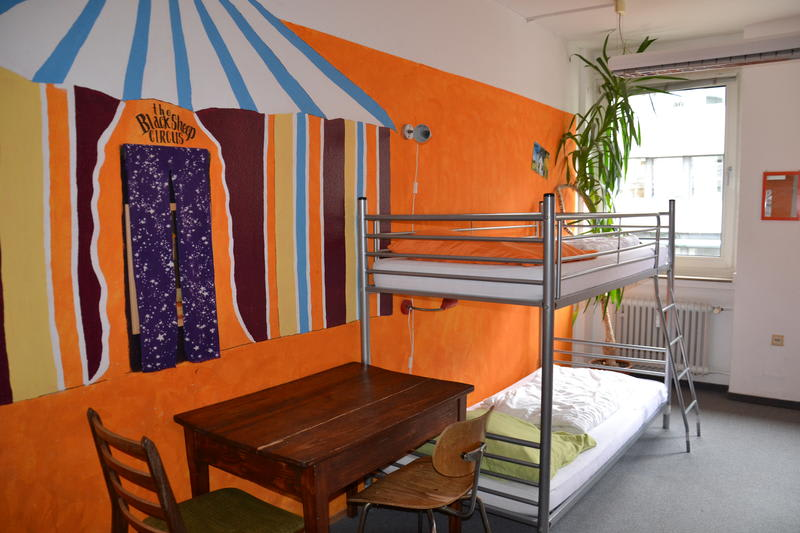 HOSTEL - Black Sheep Hostel