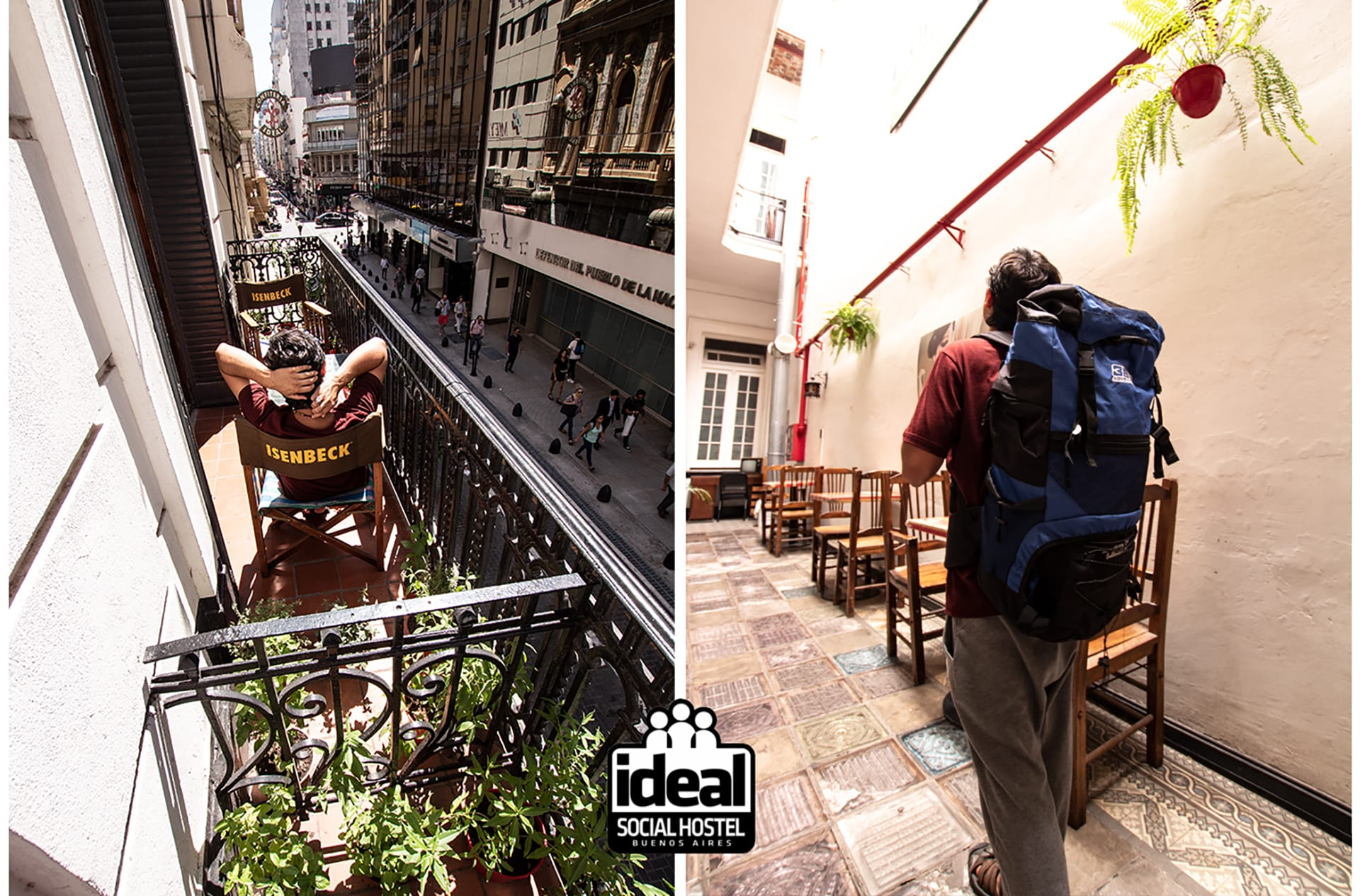 HOSTEL - Ideal Social Hostel