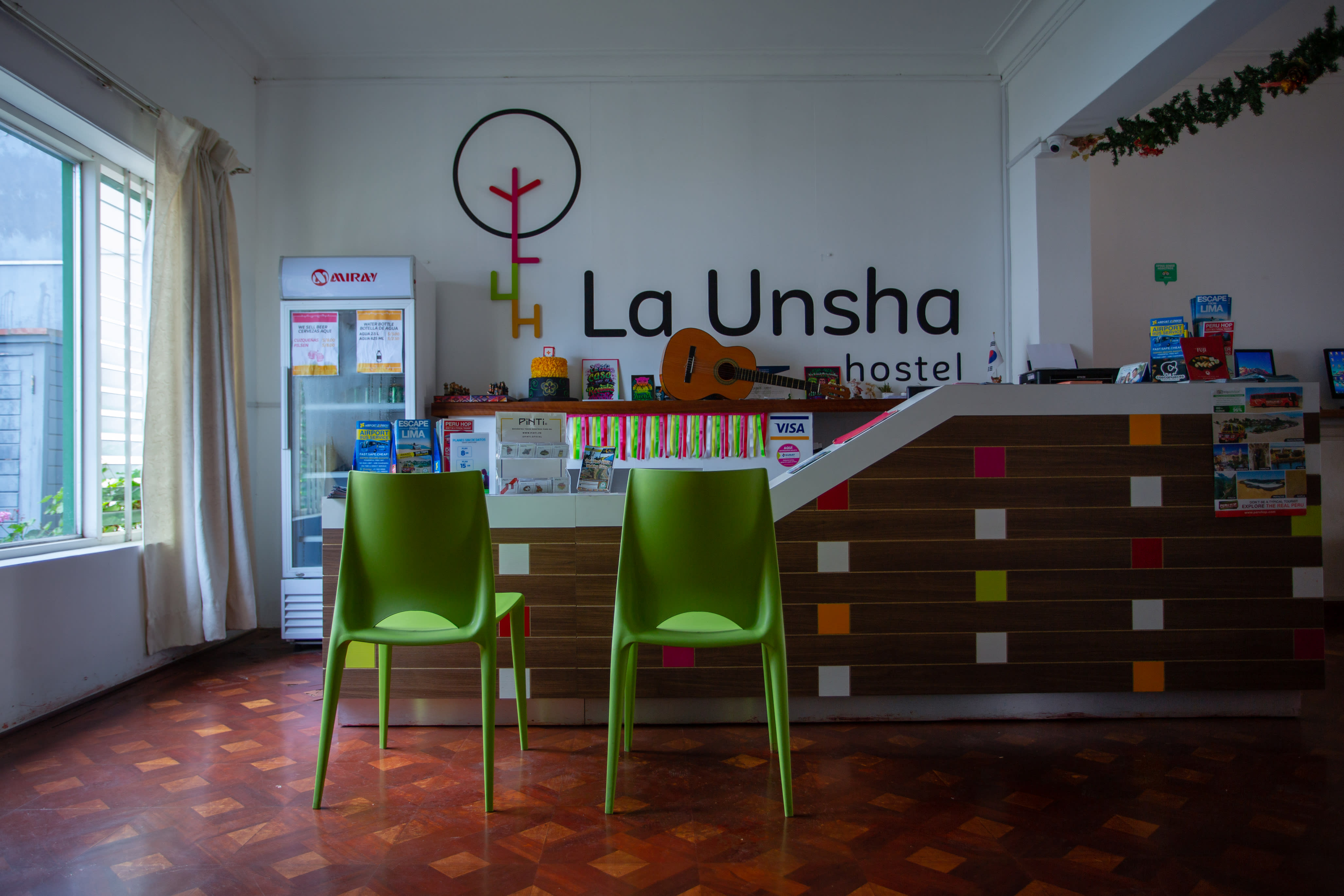 HOSTEL - La Unsha Hostel