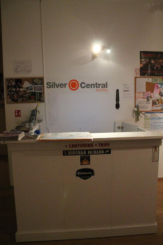 Silver Central Hostel