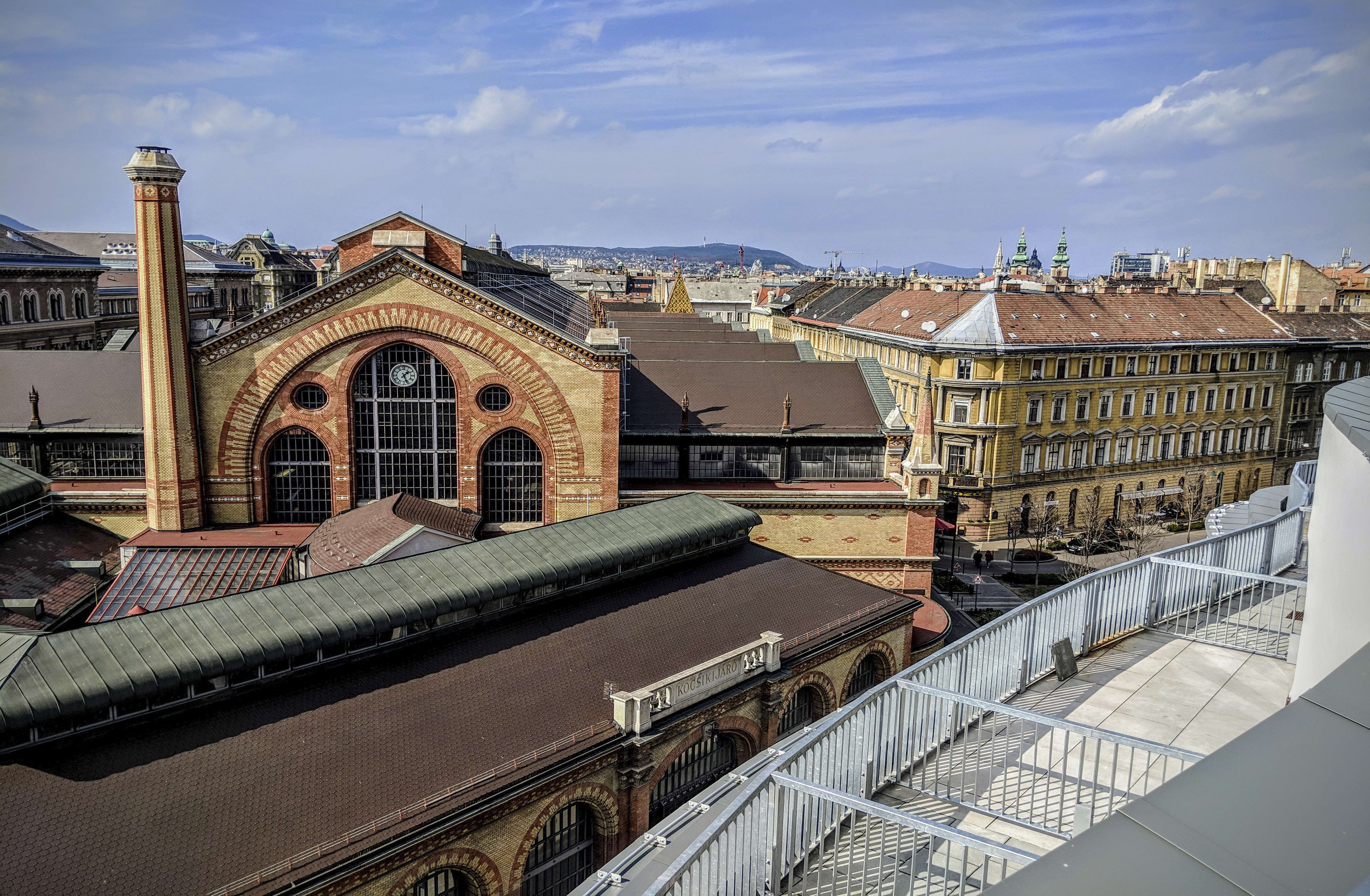 HOSTEL - MEININGER Budapest Great Market Hall