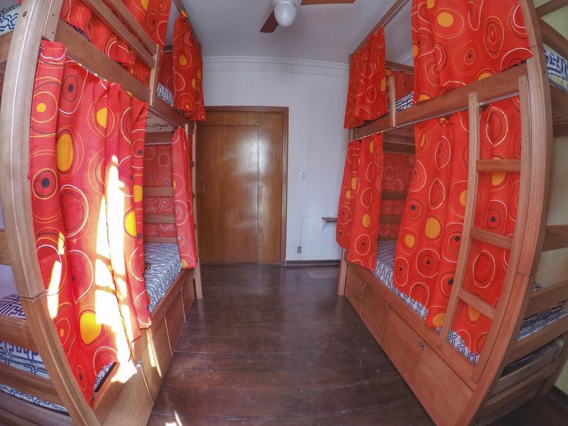 HOSTEL - Red Monkey Hostel: Agua Branca