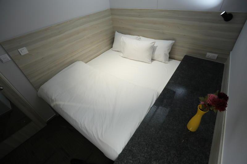 HOSTEL - Urbanpod Hotel