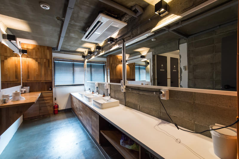 HOSTEL - The Cube Hotel