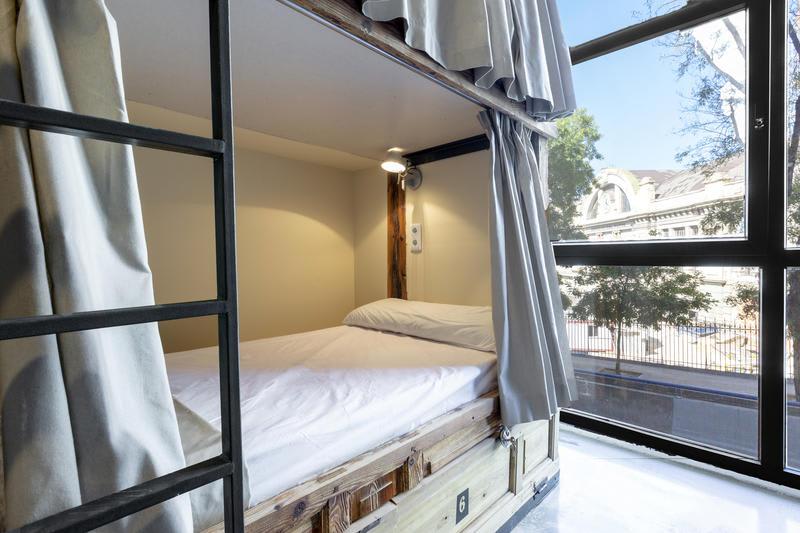 HOSTEL - A&B Hostel Principe Pio
