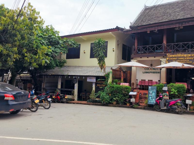 HOSTEL - Y-Not Laos Hostel