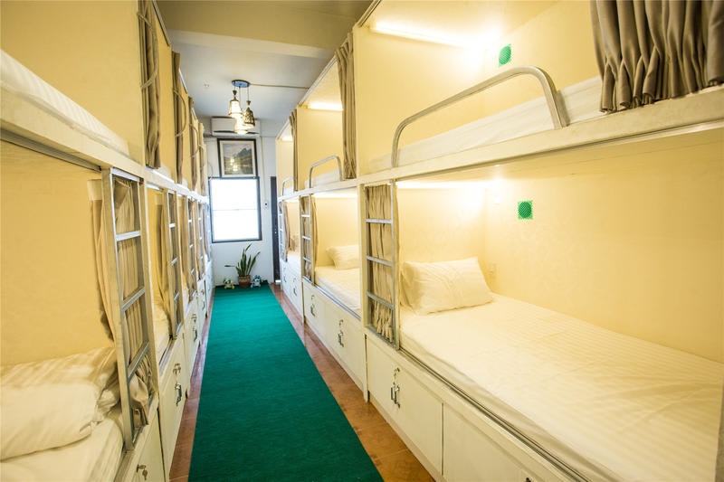 HOSTEL - Greenbox Hotel