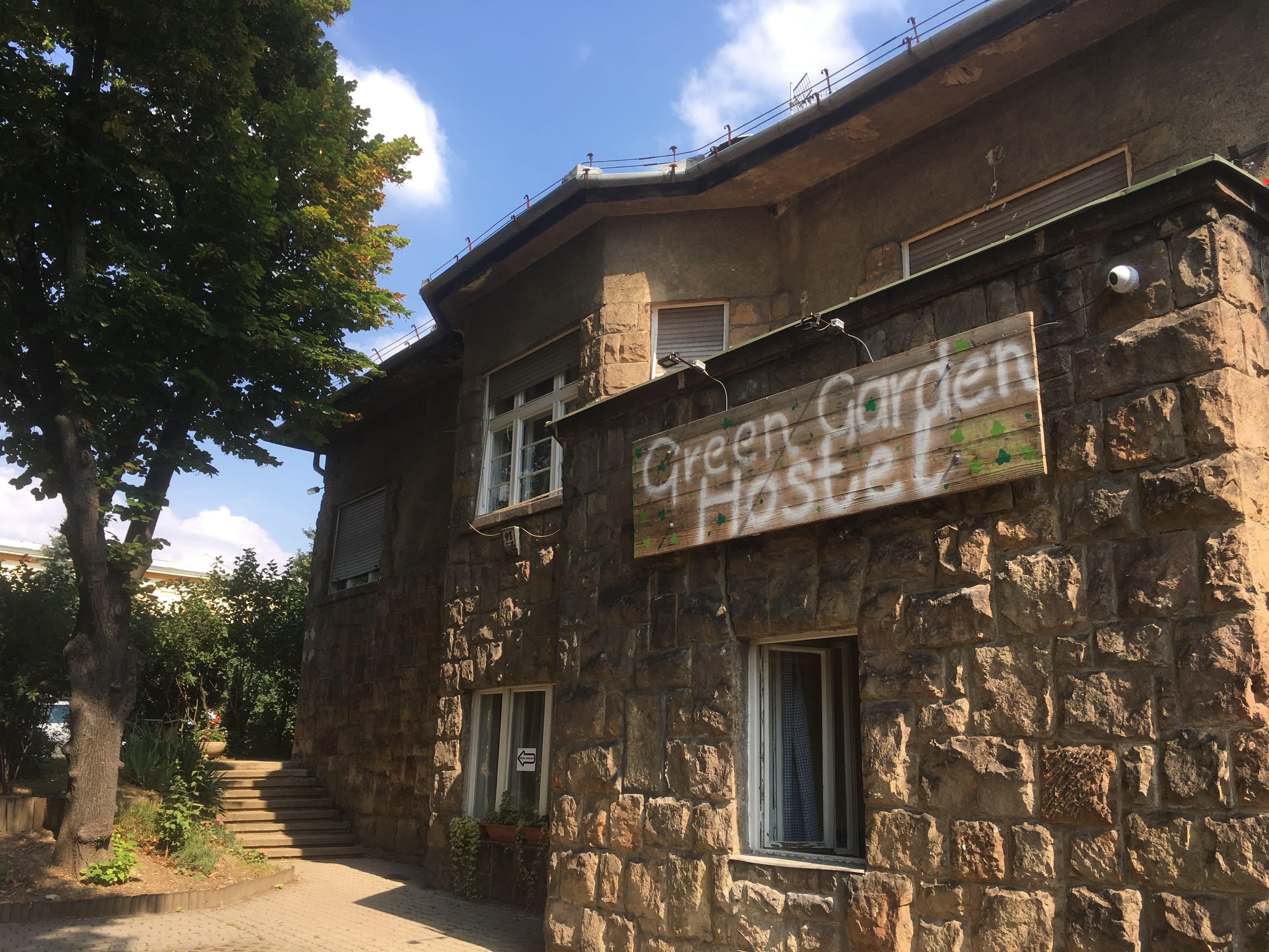 HOSTEL - Green Garden Hostel