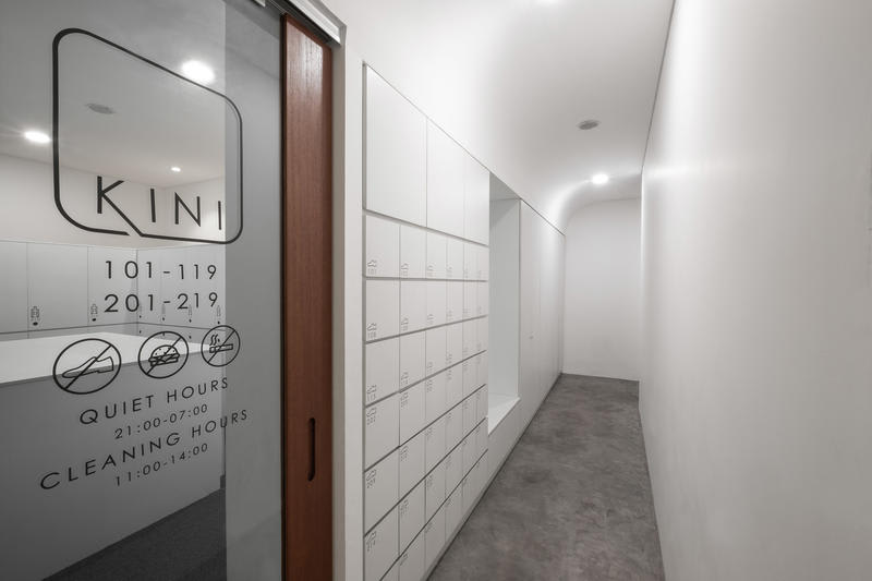 HOSTEL - KINI Luxury Capsule