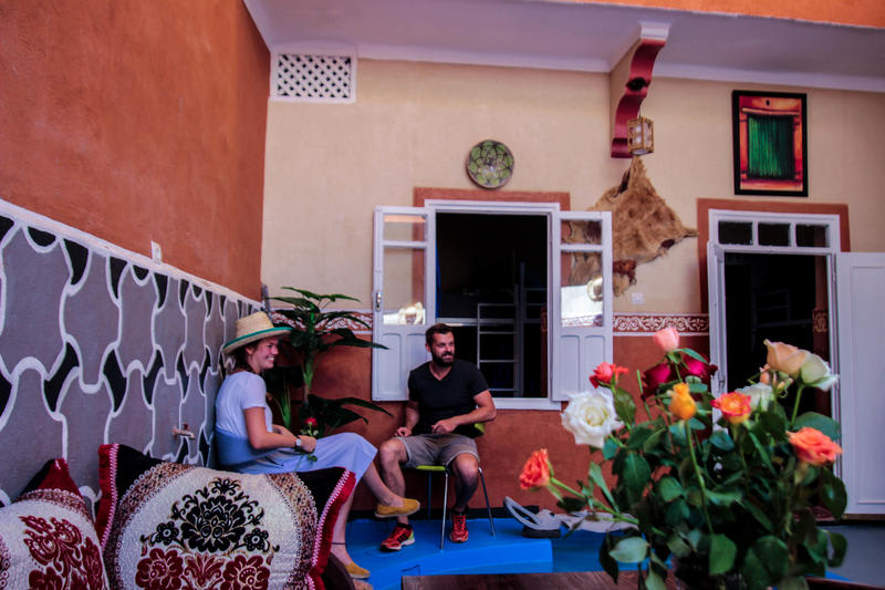 HOSTEL - For You Hostel Marrakech