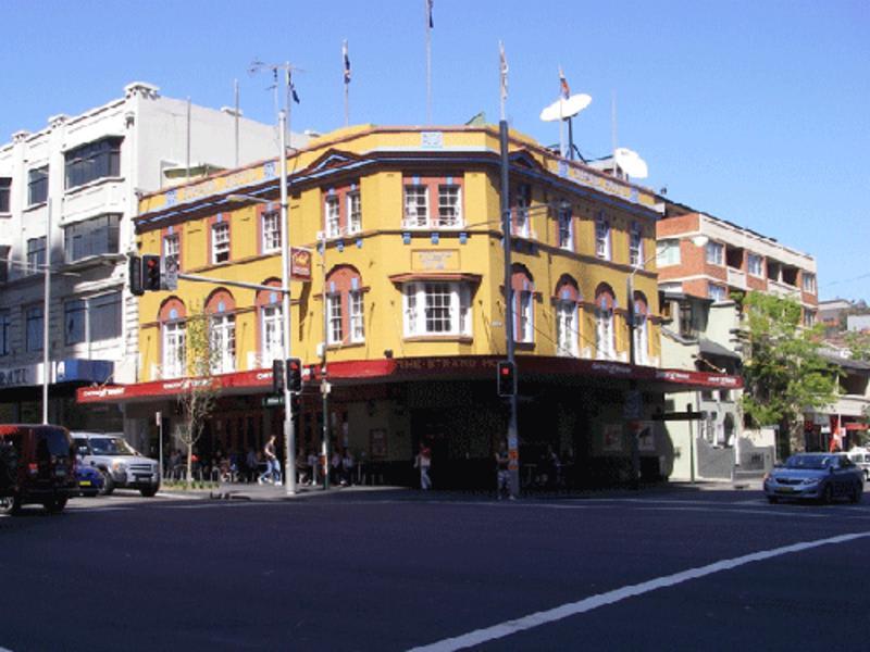 The Strand Hotel