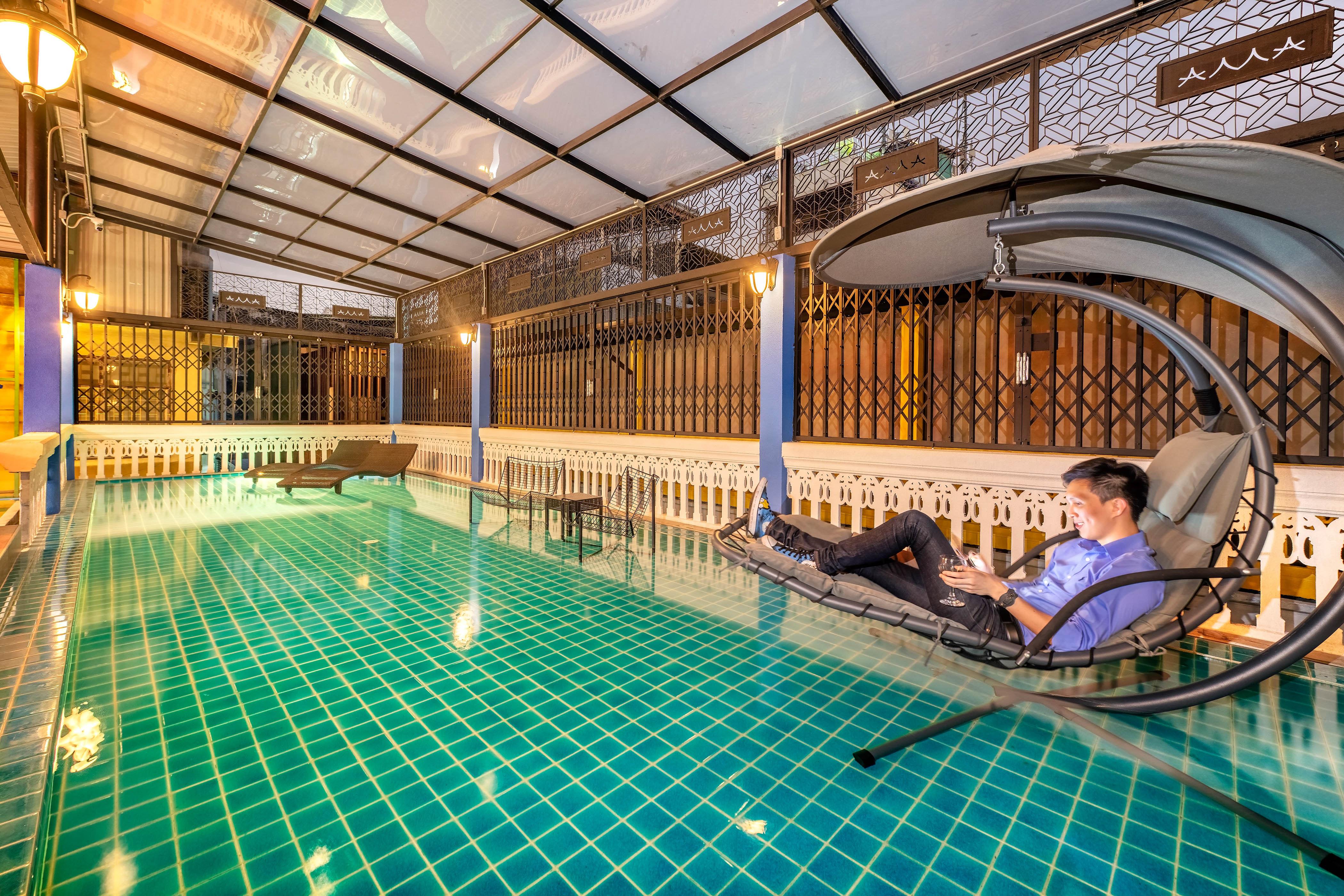 HOSTEL - AMA Hostel Bangkok