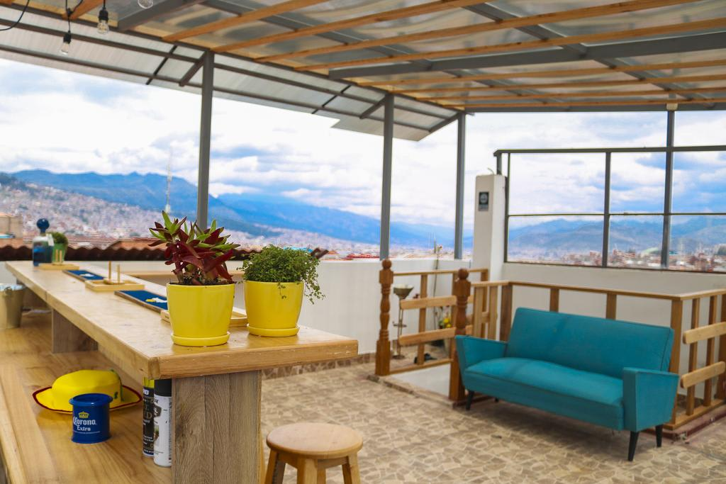 HOSTEL - Andean Rooftop Guesthouse