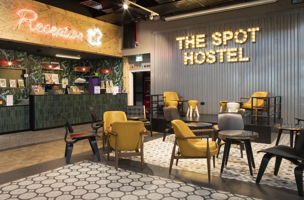 HOSTEL - The Spot Hostel