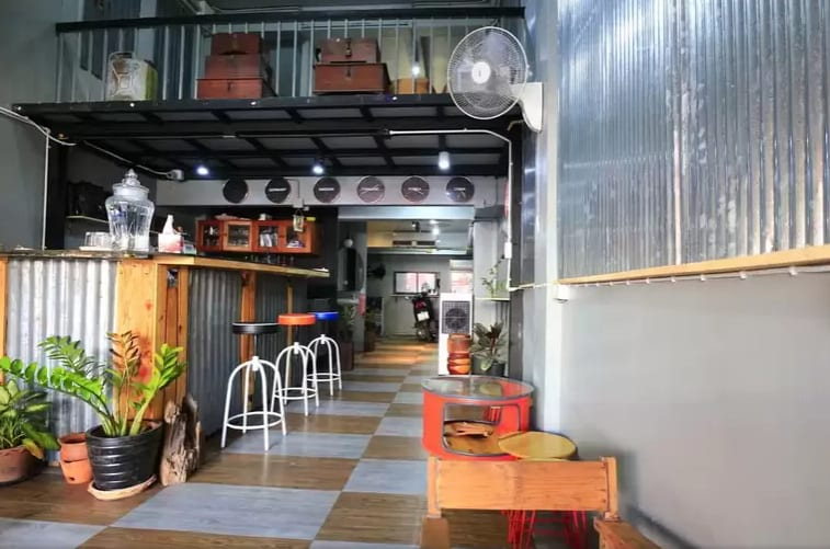 HOSTEL - Aeou Hostel & Coffee