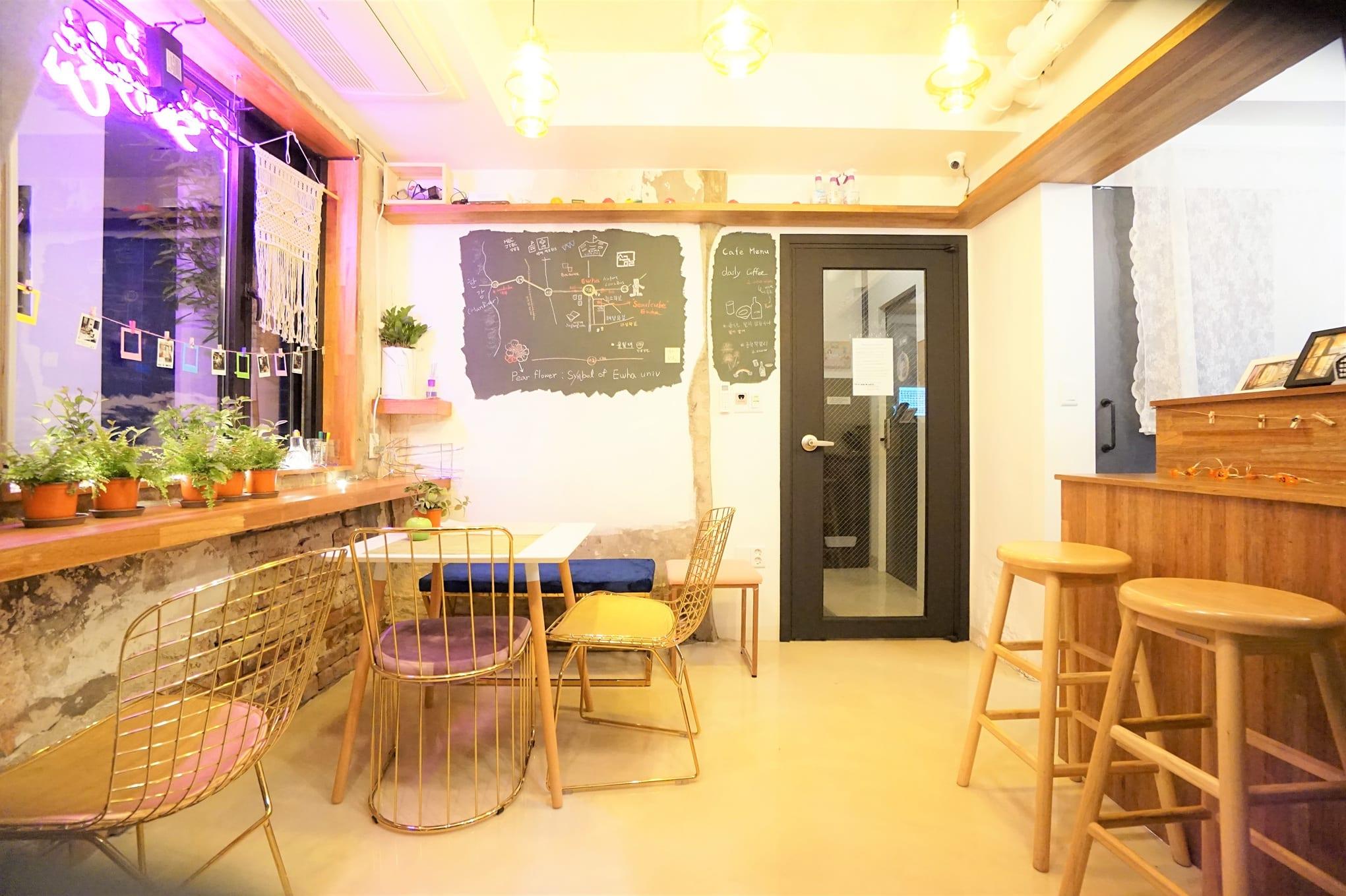 HOSTEL - Seoul Cube Ewha