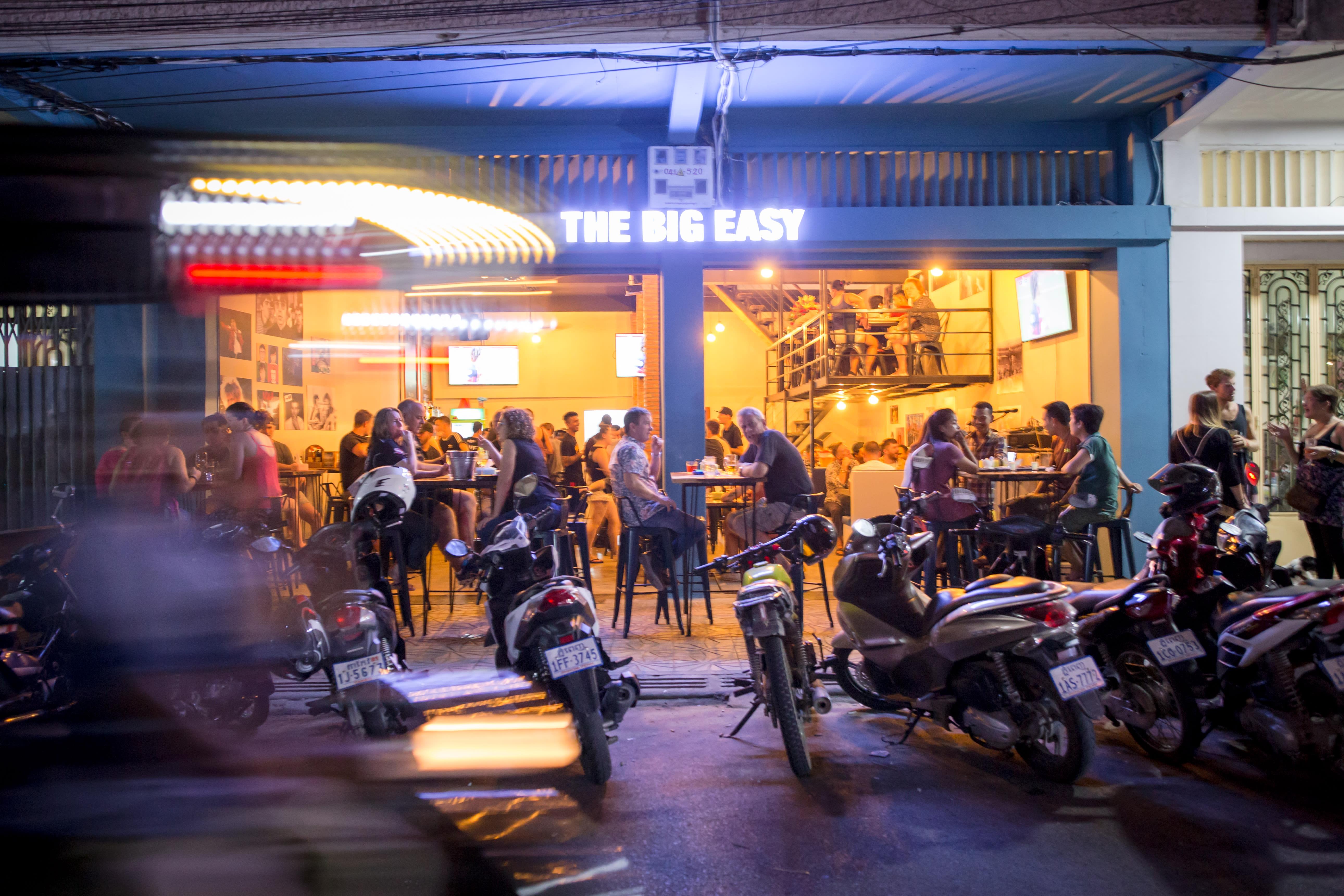 HOSTEL - The Big Easy Phnom Penh
