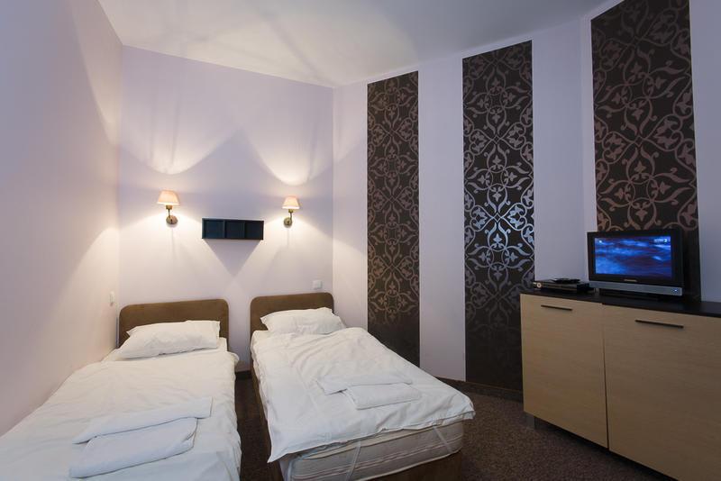 Helvetia Plus - Double Rooms