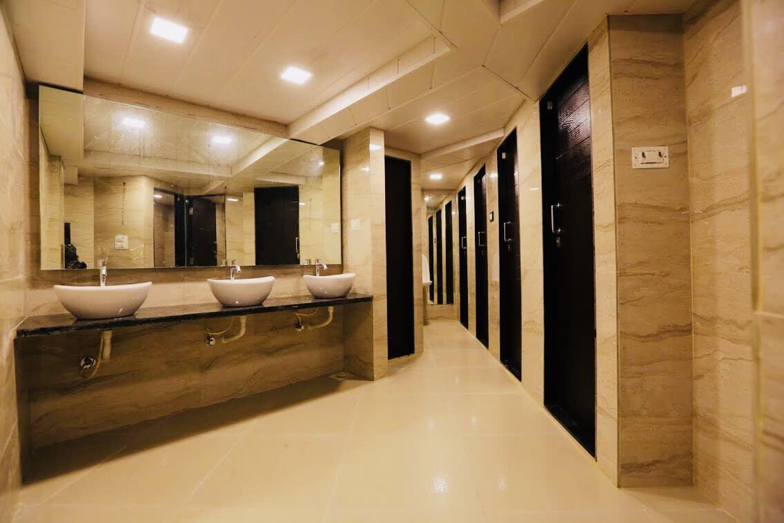 HOSTEL - Qubestay Airport Capsule Hotel & Hostel