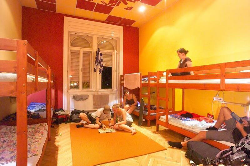 Big Fish Budapest Hostel