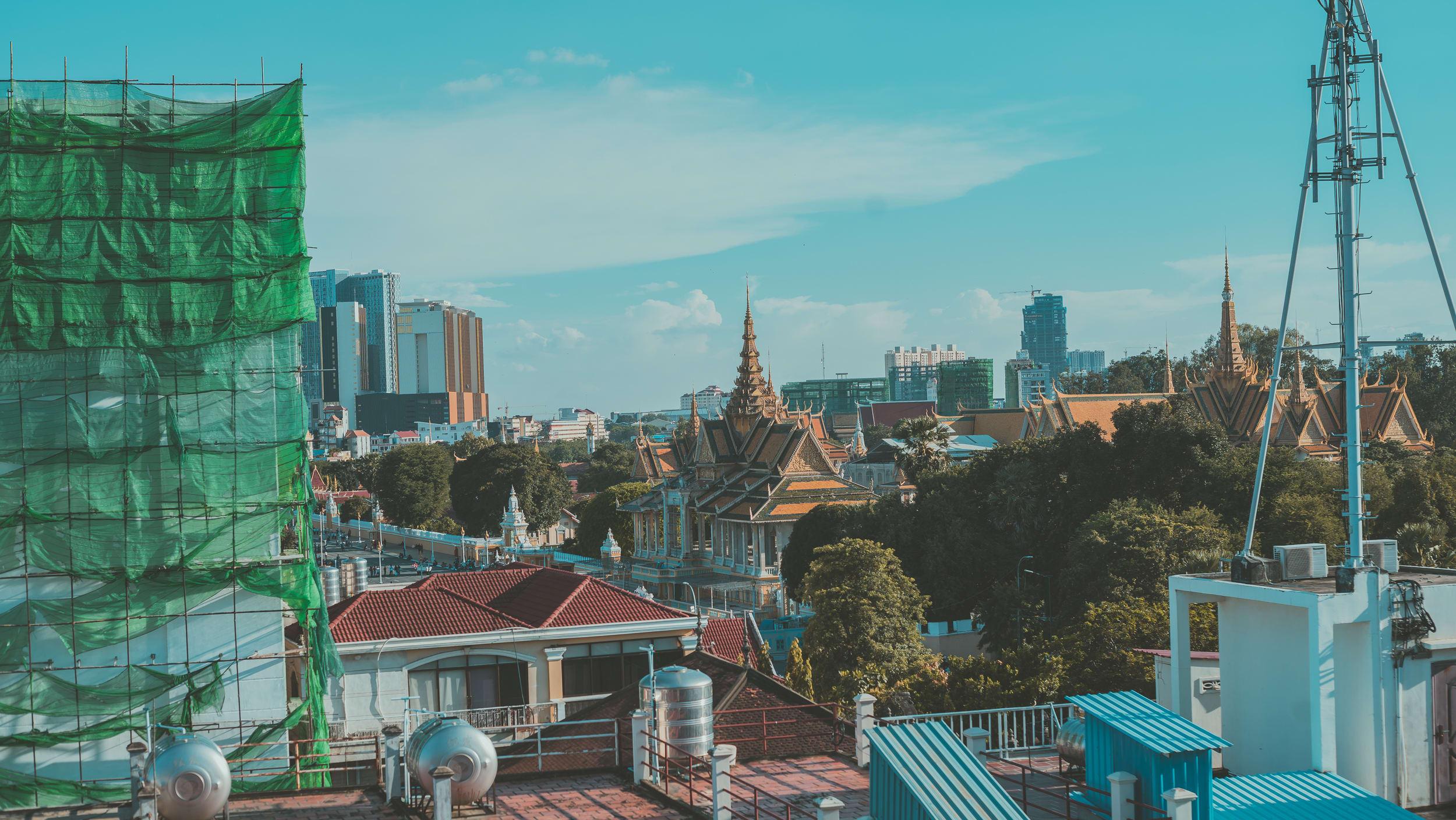 HOSTEL - Panorama Mekong Hostel