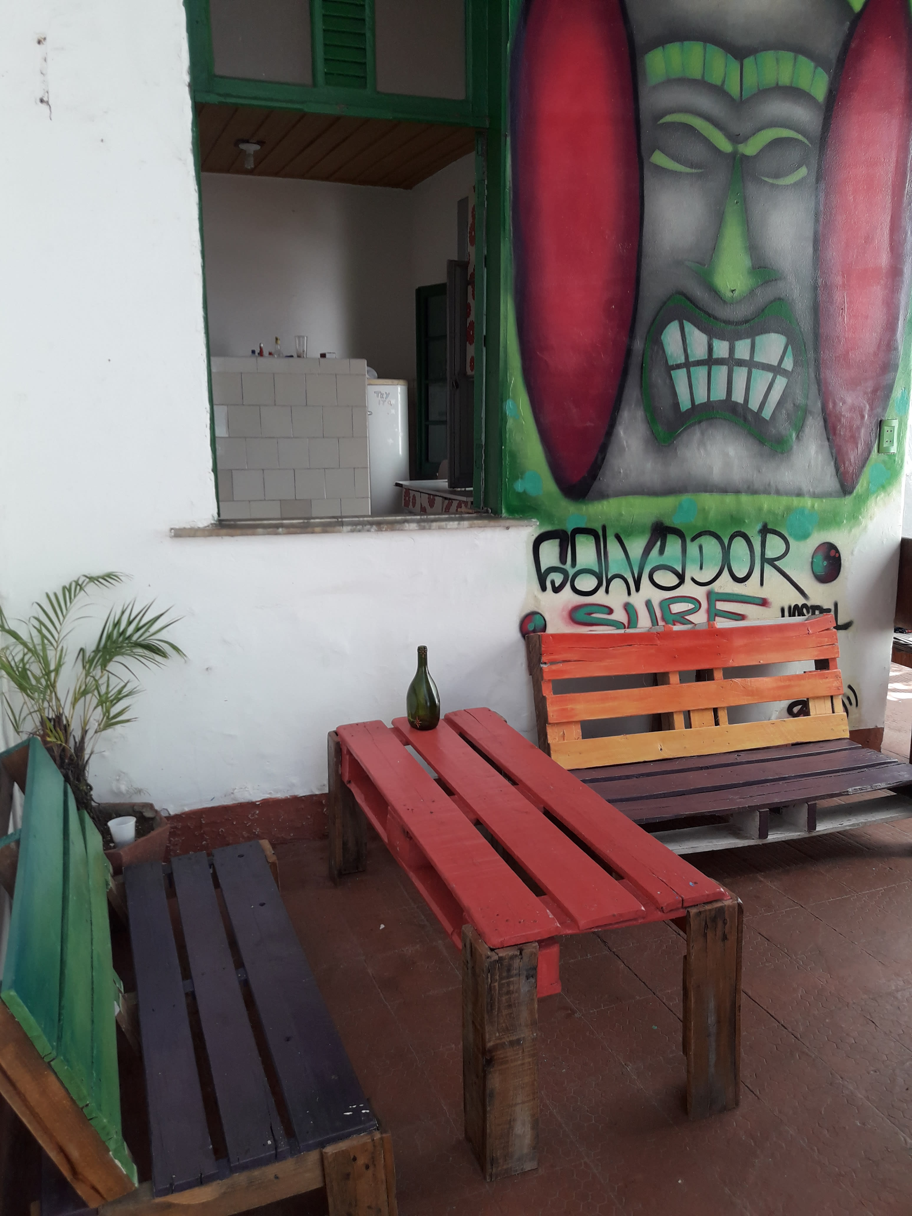 HOSTEL - Salvador Surf Hostel