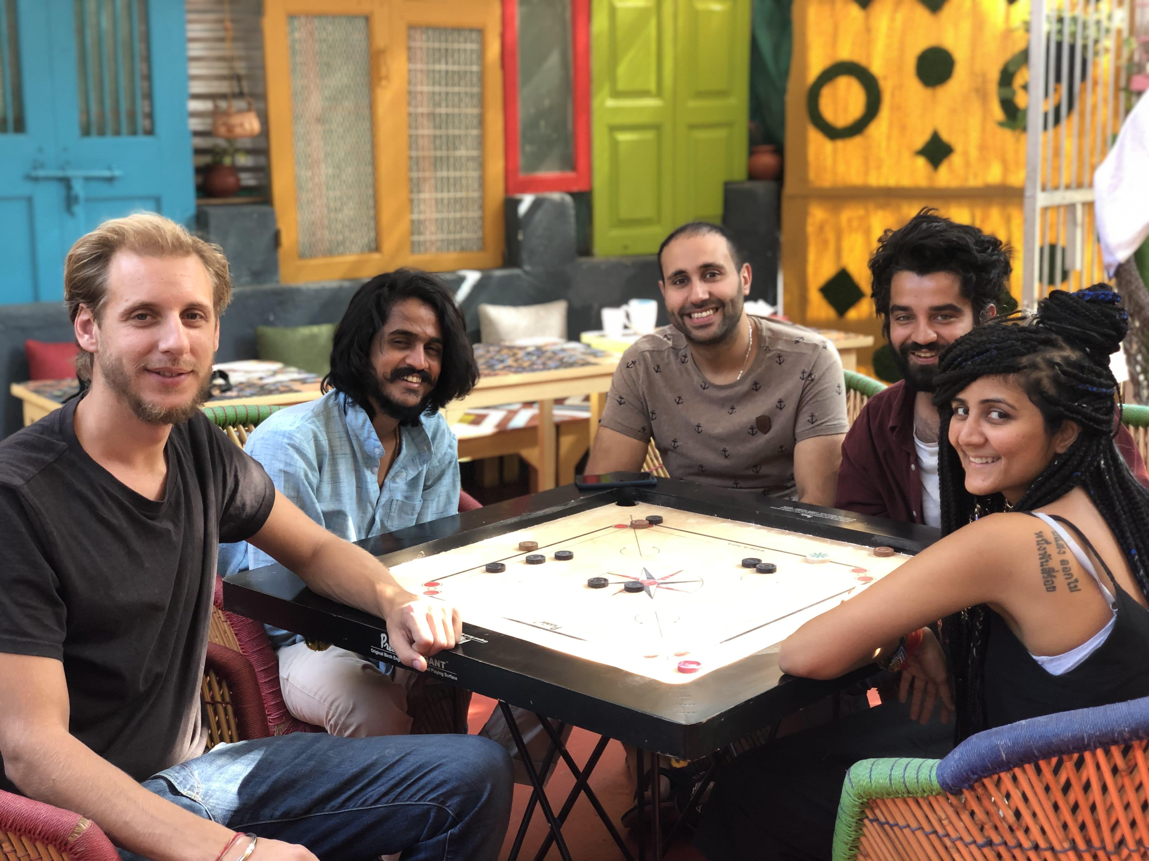 HOSTEL - Namastey Mumbai Backpackers