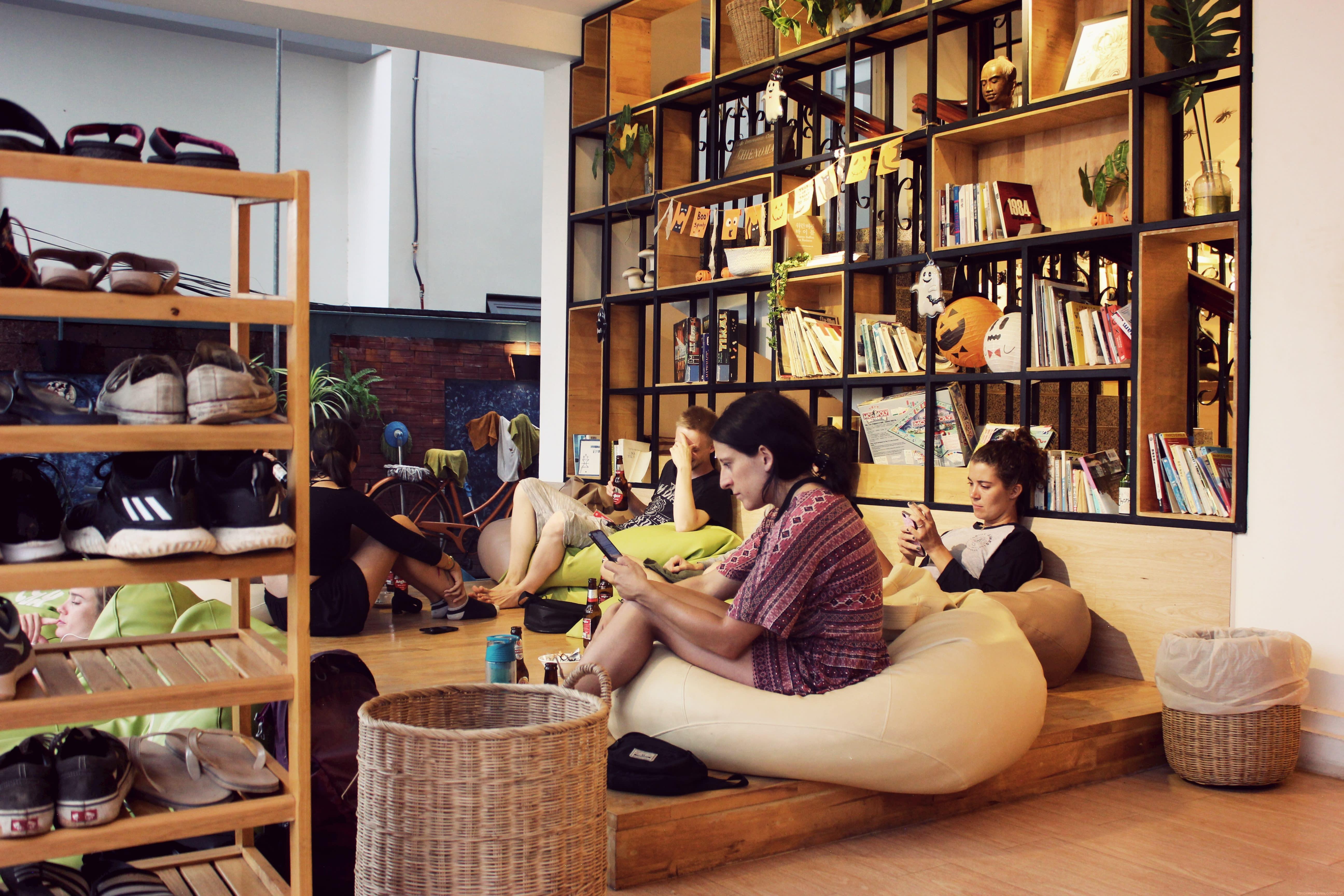 HOSTEL - Cozy Cloud Backpackers Hostel