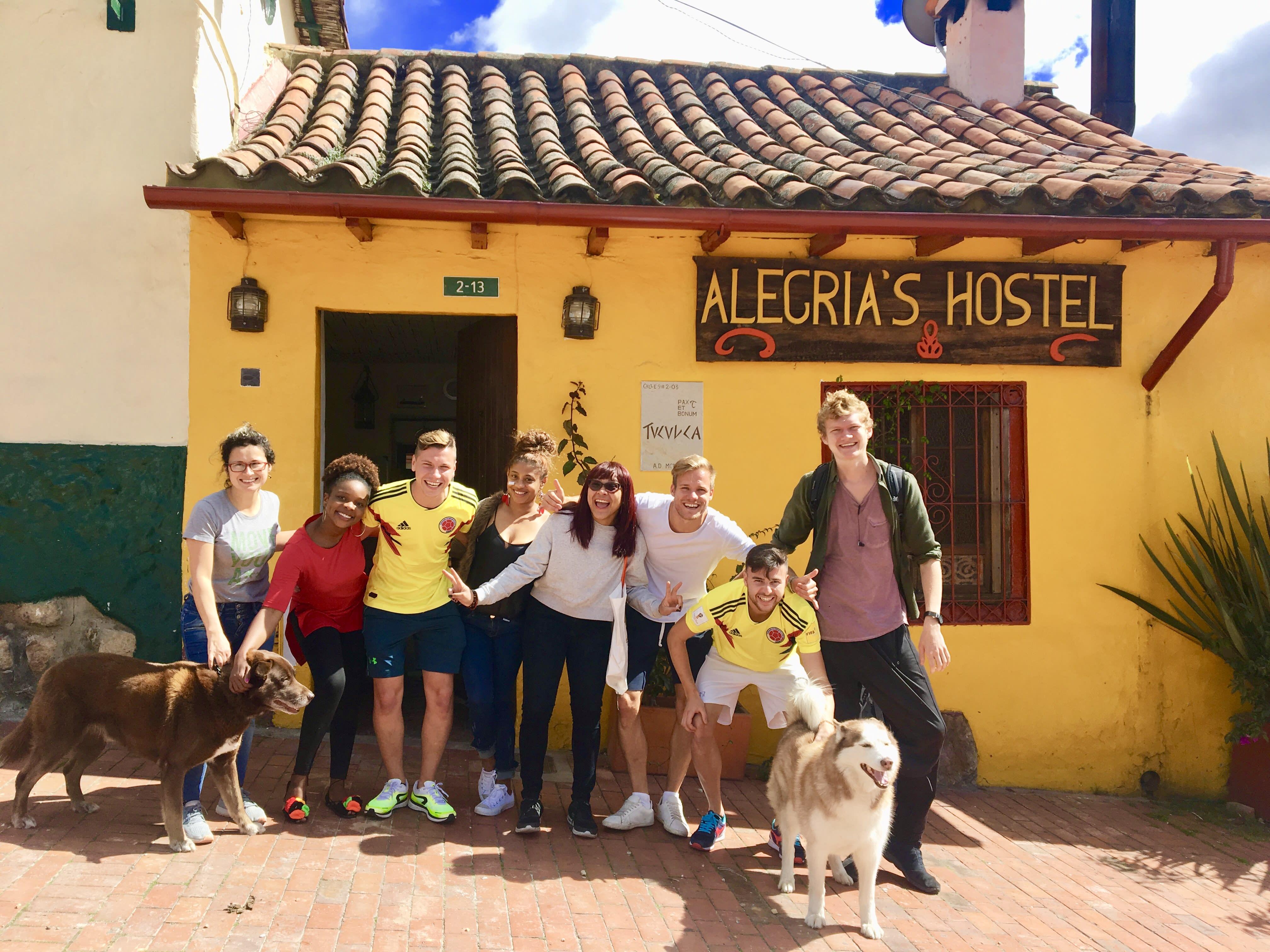 Alegria's Hostel