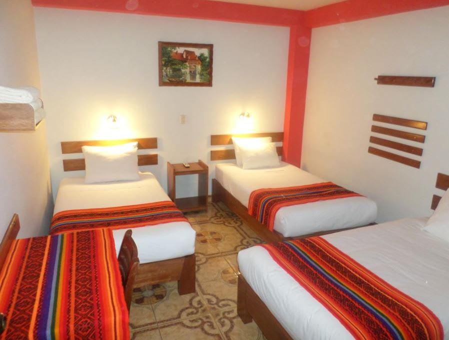 HOSTEL - Eco Pueblo Machupicchu