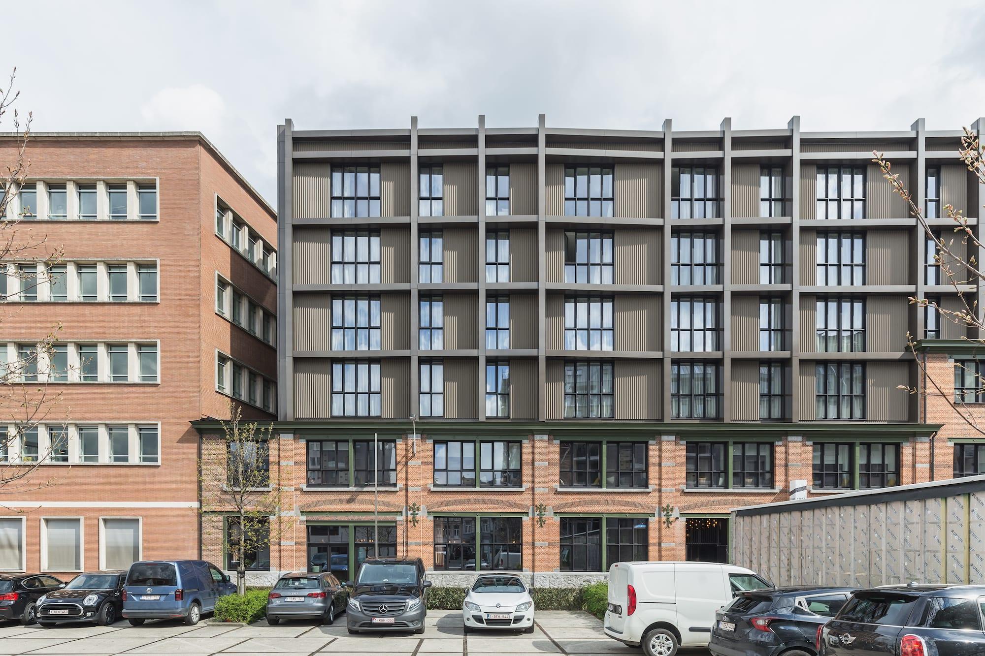 HOSTEL - Yust Antwerp