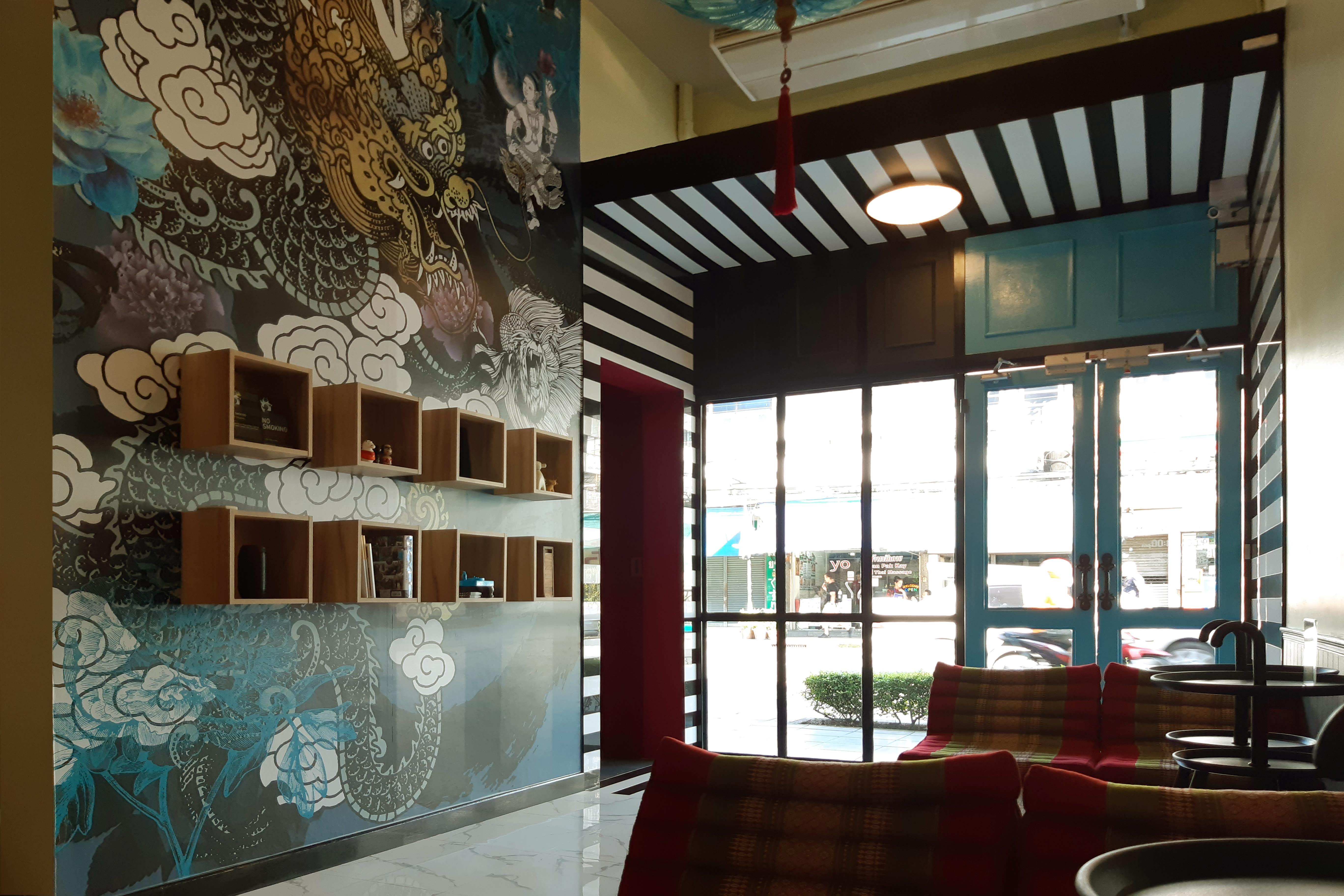 HOSTEL - Siam Colors Hostel