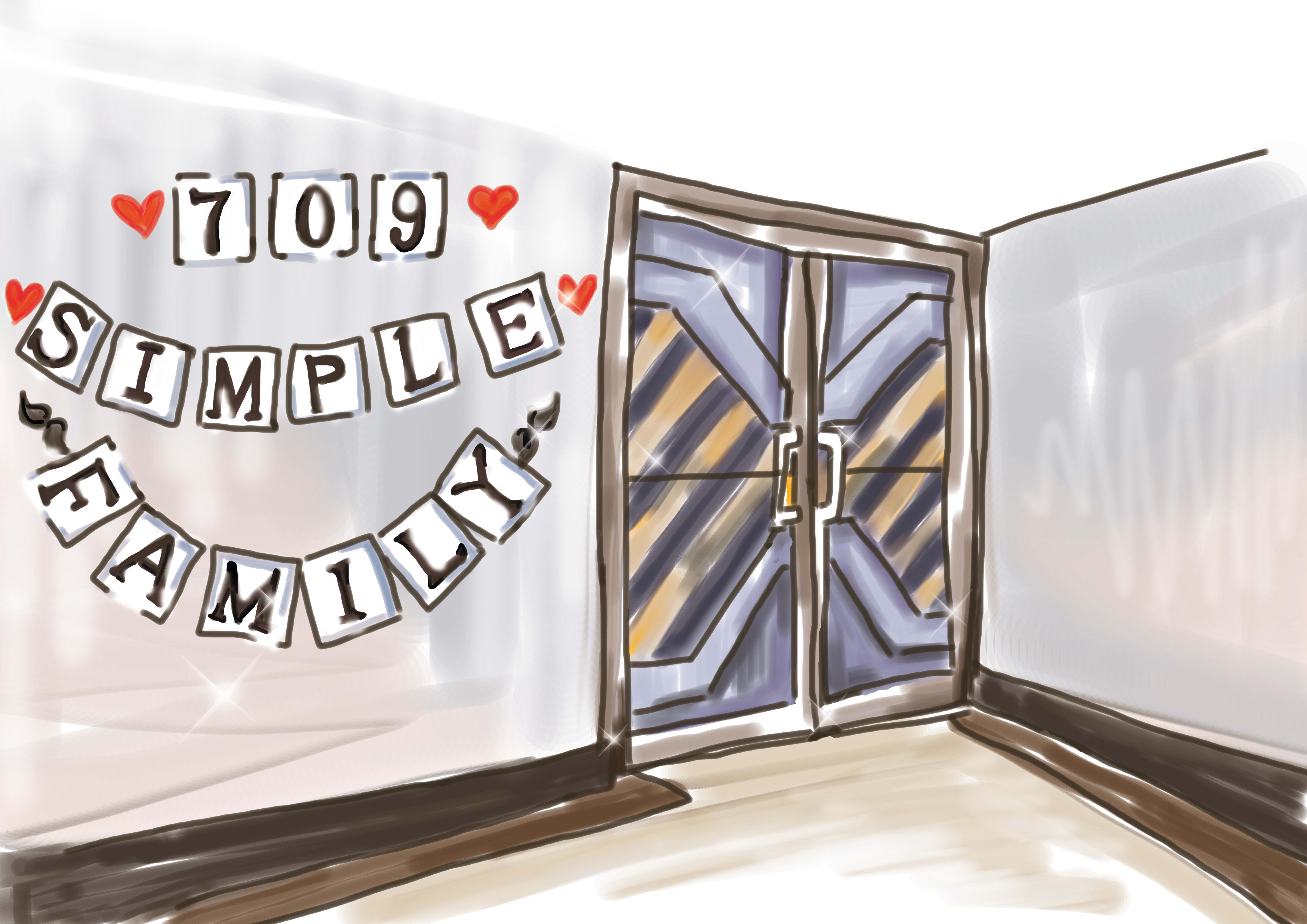 HOSTEL - Simple Family